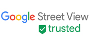 google street view trusted agence